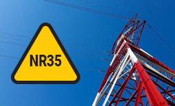 NR35 - Norma Regulamentadora 35 - Trabalho em Altura - Reciclagem