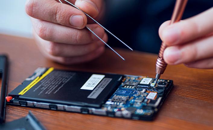 Conserto e Manutenção de Celulares - iPhone e Android