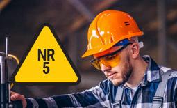 NR5 - Norma Regulamentadora 5 - Comissão Interna de Prevenção de Acidentes - CIPA