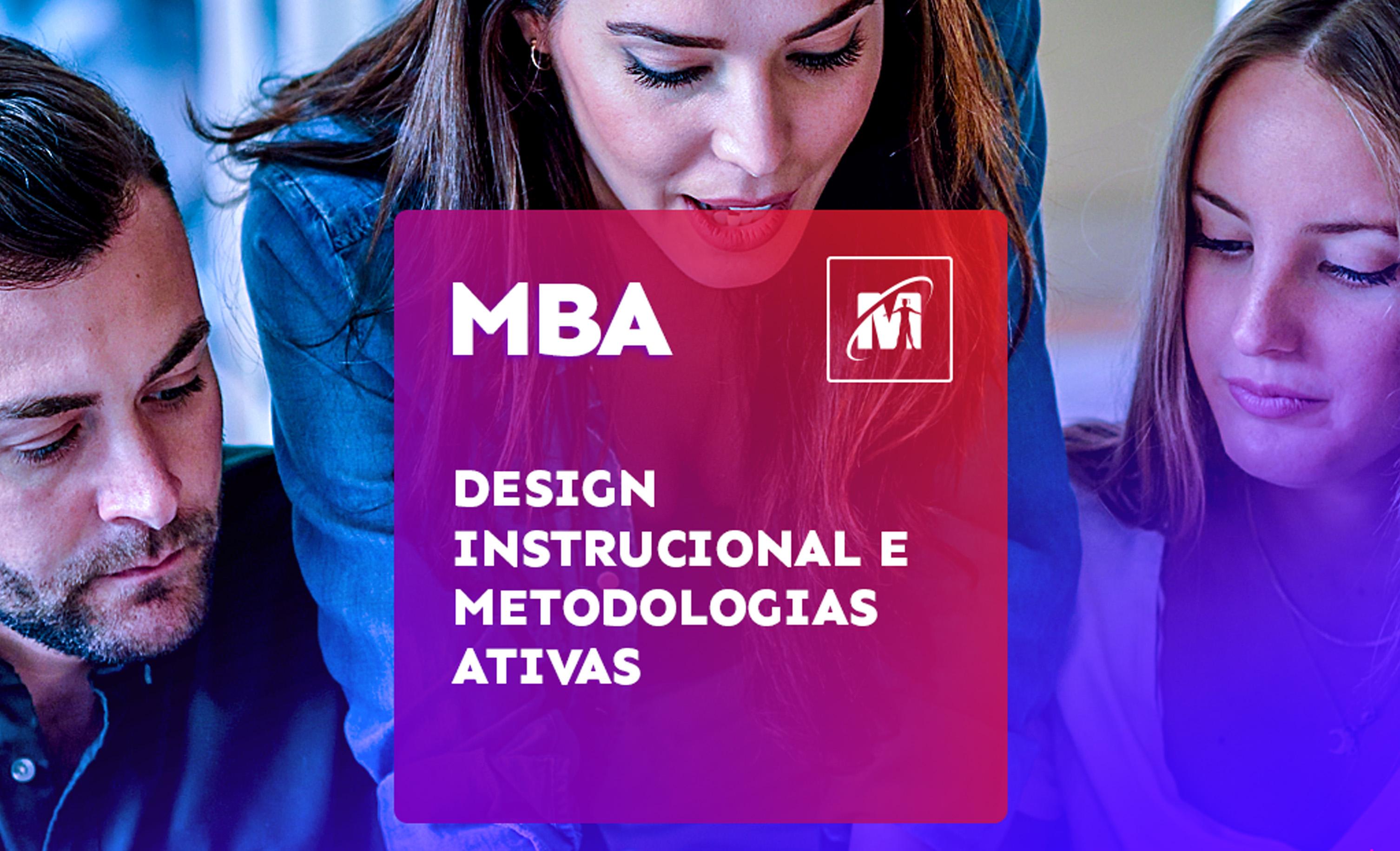 MBA em Design Instrucional e Metodologias Ativas