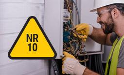 NR10 - Segurança em Instalações e Serviços com Eletricidade (Básico)