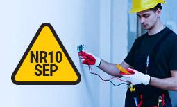 NR10SEP - Segurança no Sistema Elétrico de Potência e em suas Proximidades